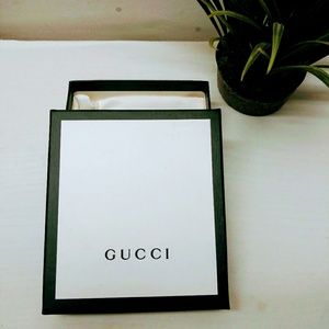 Gucci Wallet Box Made in Italy